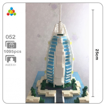 052 YZ-Diamond - BurjAl-Arab Hotel (Ohne Box)