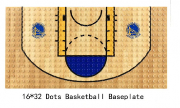 Basketball Baseplate #159