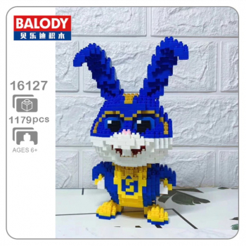 16127 Balody - Super Bunny (Ohne Box)