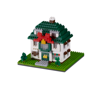 Brixies - Christmas House - 203.005