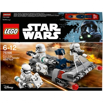 LEGO Star Wars - 75166 First Order Transport Speeder Battle Pack *Aktion*