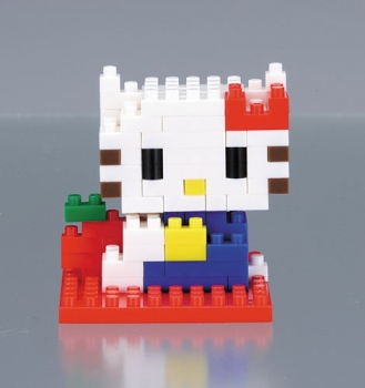 Nanoblock - Hello Kitty (Level 2)
