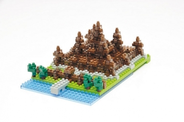 Nanoblock - Angkor Wat (Level 2)