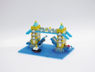 Nanoblock - Tower Bridge (Level 3)
