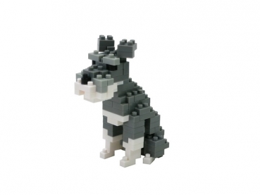 Nanoblock - Schnauzer (Level 2)(nbc120)