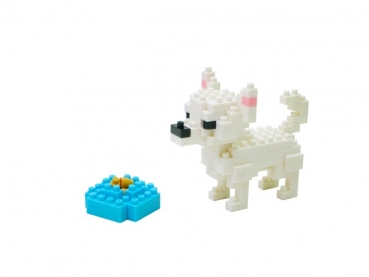 Nanoblock - Chihuahua (Level 1)