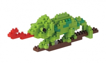 Nanoblock - Chameleon (Level 3)
