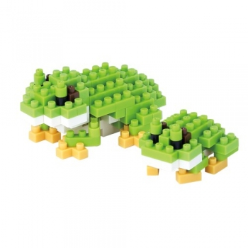 Nanoblock - Tree Frog (Level 2)