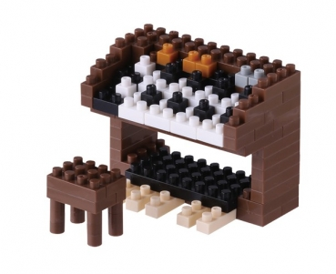 Nanoblock - Electric Organ (Level 2)