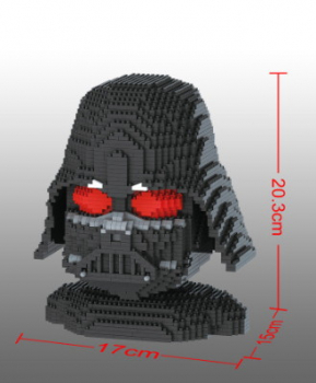 66522 Yz-Diamond - Darth Vader (Ohne Box)