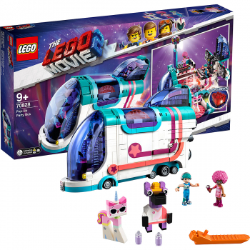 70828  LEGO Lego Movie 2: Pop-Up-Party-Bus