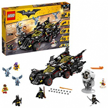 LEGO® 70917 The Batman Movie Das ultimative Batmobil
