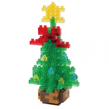 Nanoblock - Christmas tree (Level 2)