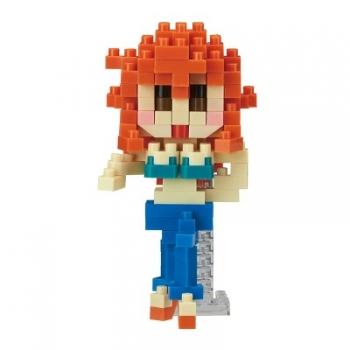 Nanoblock - One Piece Nami (Level 3)