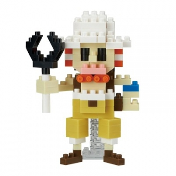 NANOBLOCK - One Piece Usopp (Level 3)