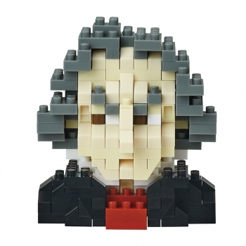 Nanoblock - Beethoven (Level 3)