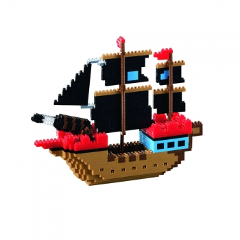 Brixies - Pirate Ship - 200.186
