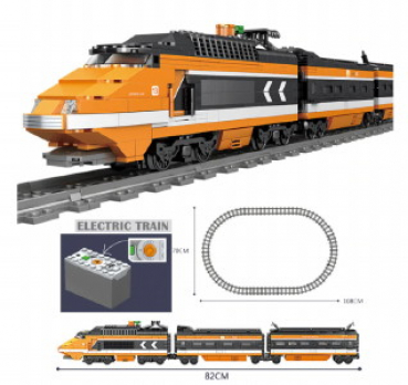 98223 KAZI - City Train (Ohne Box)