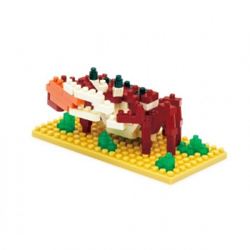 Nanoblock - Fiddler Crab (Level 4)