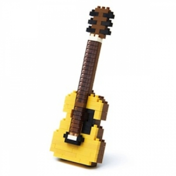 Nanoblock - Acoustic Guitar (Level 2)