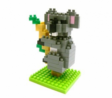 Nanoblock - Koala (Level 3)(NBC020)