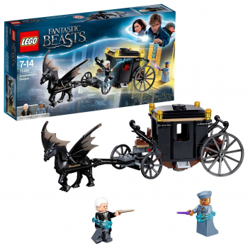 75951 Lego - Fantastic Beasts - Grindelwald's Escape
