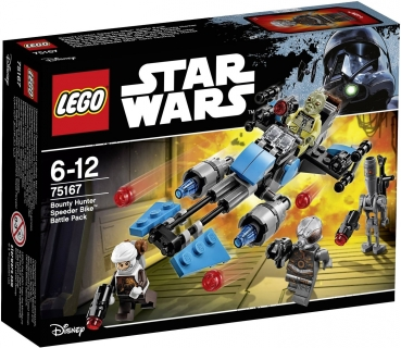 LEGO Star Wars - Bounty Hunter Speeder Bike Battle Pack (75167) *AKTION*