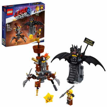 70836 LEGO® The LEGO Movie™ 2 Einsatzbereiter Batman™ und EisenBart
