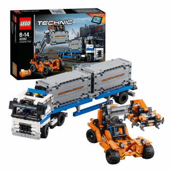 LEGO® 42062 Technic Container Yard