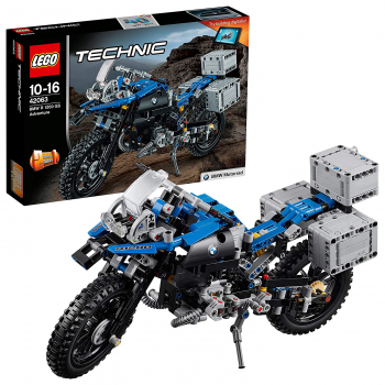 LEGO® 42063 Technic BMW R 1200 GS Adventure