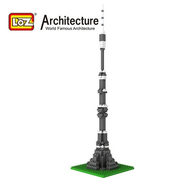 9362 Loz - Architecture - Ostankino Tower