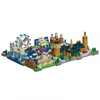 Nanoblock - London (Level 4)