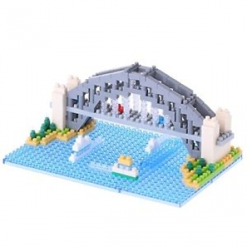 Nanoblock - Sydney Harbour Bridge (LEVEL 3)
