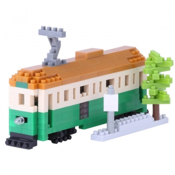 Nanoblock - Melbourne Tram (LEVEL 2)