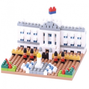 Nanoblock - Buckingham Palace (LEVEL 2)