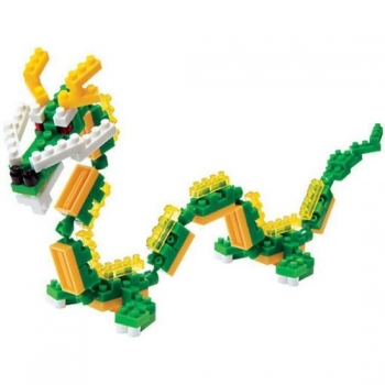 Nanoblock - Dragon (LEVEL 1)