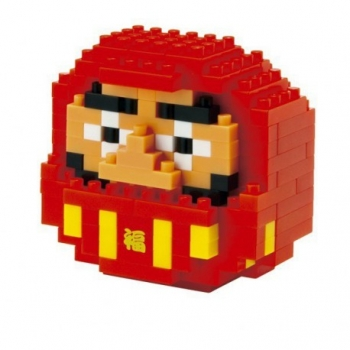 Nanoblock - Daruma (LEVEL 2)(nbc045)