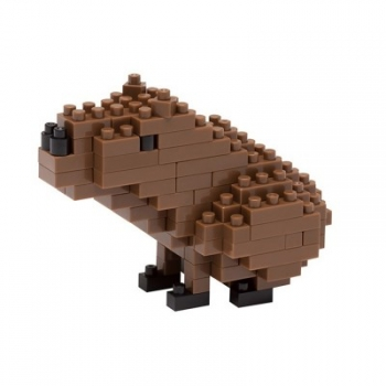 Nanoblock - Capybara (Level 2)