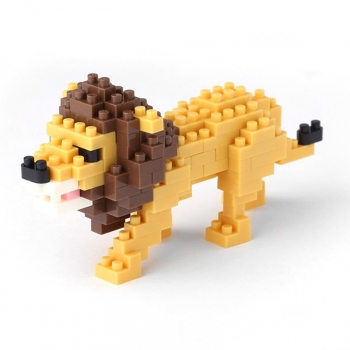 Nanoblock - Lion 2 (Level 2)