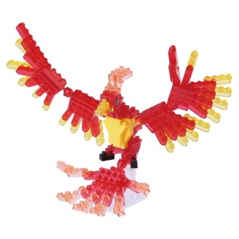 Nanoblock - Phoenix (LEVEL 2)