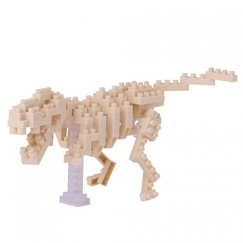 Nanoblock - T-Rex Skeleton (Level 3)(nbc185)