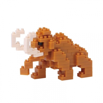 Nanoblock - Mammoth (Level 2)(nbc186)