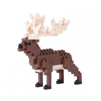 Nanoblock - Irish Elk (Level 2)