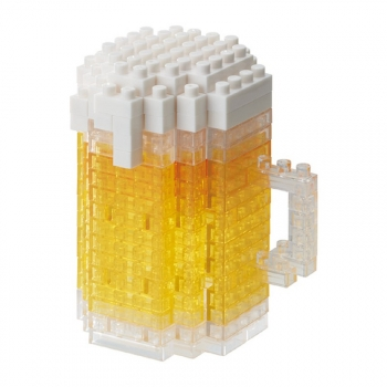Nanoblock - Beer (Level 2)