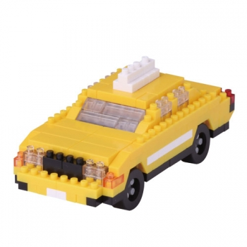 Nanoblock - New York Taxi (Level 2)