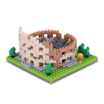Nanoblock - Colosseum (Level 3)