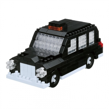 Nanoblock - Taxi of London (Level 3)