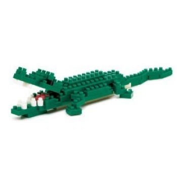 Nanoblock - Nile Crocodile (Level 1)