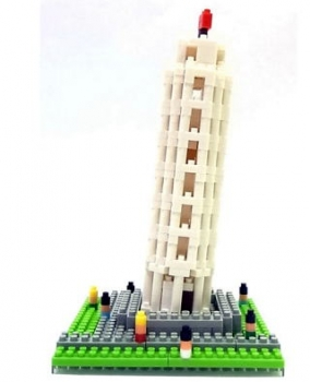 Nanoblock - Torre di Pisa (Level 2)