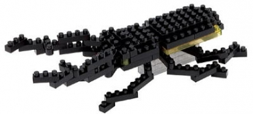 Nanoblock - Giraffe Stag Beetle (Level 2)